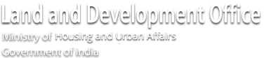Land and Development Office Ministry of Urban Development Goverment of India
